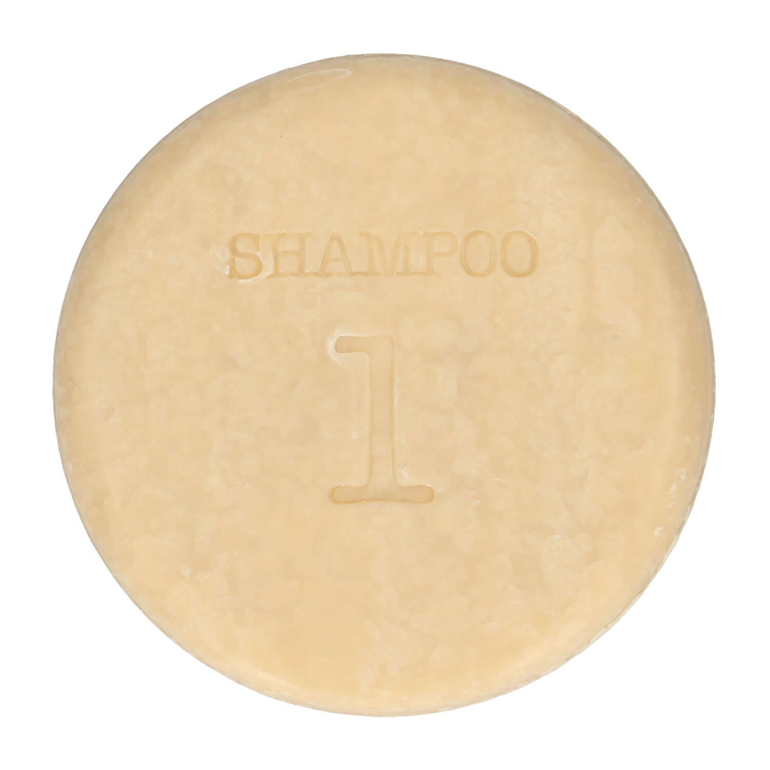 Shampoing solide n° 1, pour cheveux secs, 80 g