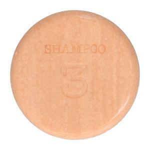 Shampoing solide n° 3, pour cheveux bouclés, 80 g