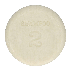 Shampoo bar nr. 2, voor vet haar, 80 gr