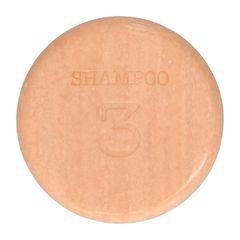 Shampoo bar nr. 3, voor krullend haar, 80 gr