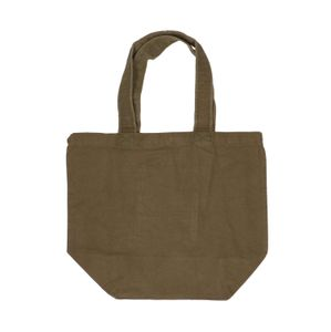 Shopper, Bio-Baumwolle, dunkelgrün, 44 x 35 cm