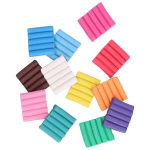 Speelklei, 12 kleuren in doos, 3+