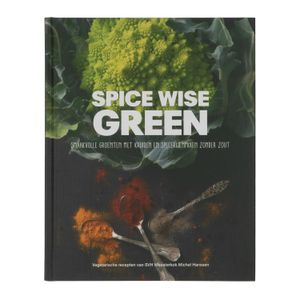 Spice wise green, Michel Hanssen