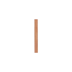 Staafje anti-mot, cederhout