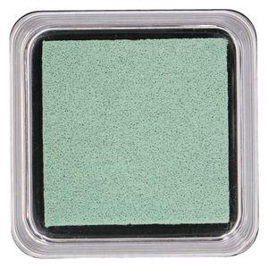 Stempelkissen, hellgrün, 5 x 5 cm