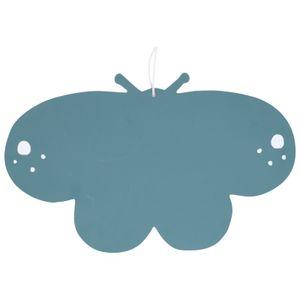 Tableau ardoise, papillon, 50 x 30,5 cm