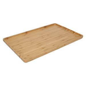 Tablett, Bambus, groß
