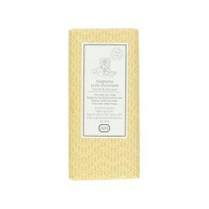 Tablette de chocolat noir, gingembre et spéculoos, 130 g