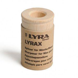 Taille-crayon, gros, bois de hêtre