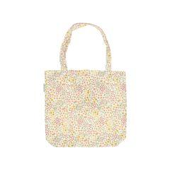 Tasche, Bio-Baumwolle, Blumenmuster