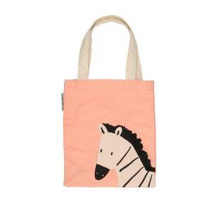 Tasche Zebra, Baumwolle
