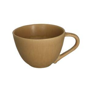 Tasse avec anse, grès, brun clair, 300 ml