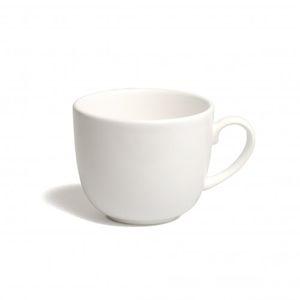 Tasse extra-large 'Blanche' en faïence