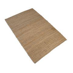 Teppich, Jute, 130 x 200 cm