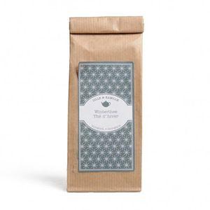 Thé noir, thé d'hiver, biologique, 75 grammes