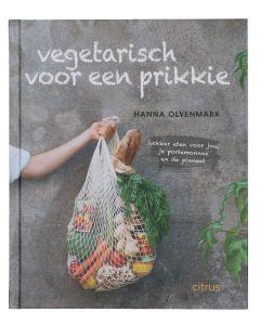 Vegetarisch voor een prikkie, Hanna Olvenmark