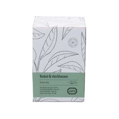 Venkel & vlierbloesem, Groene thee, 15 theebuiltjes