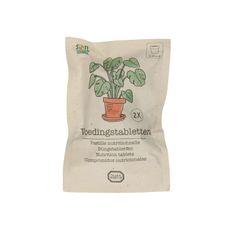 Voedingstabletten, voor grote planten, 2 stuks