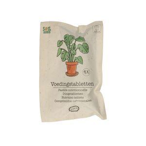 Voedingstabletten, voor grote planten, 4 stuks