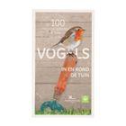 Vogels in en rond de tuin, Helga Hofmann