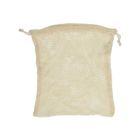 Wäschebeutel, Bio-Baumwolle, 40 x 36 cm