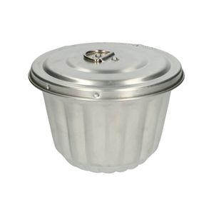Wasserbad-Form, Metall, antihaftbeschichtet, 1,2 l