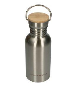 Waterfles, RVS, 500 ml