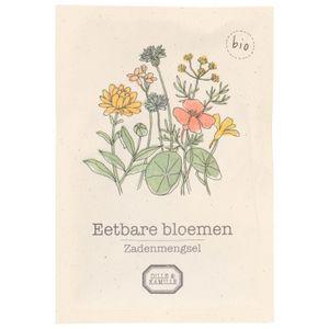 Zadenmengsel, biologisch, eetbare bloemen