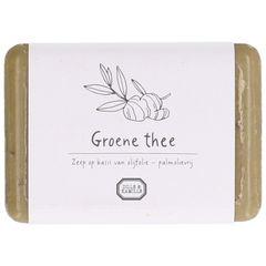 Zeep, groene thee, 150 gram