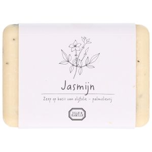 Zeep, jasmijn, 150 gram