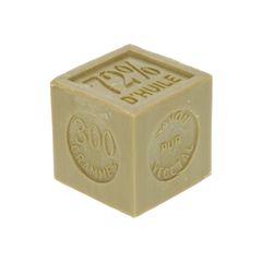 Zeep 'Marseille', blok van 300 gram