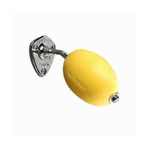 Zeephouder met zeepbol, citroengeur
